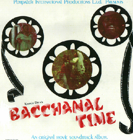 Bacchanal Time Cover
