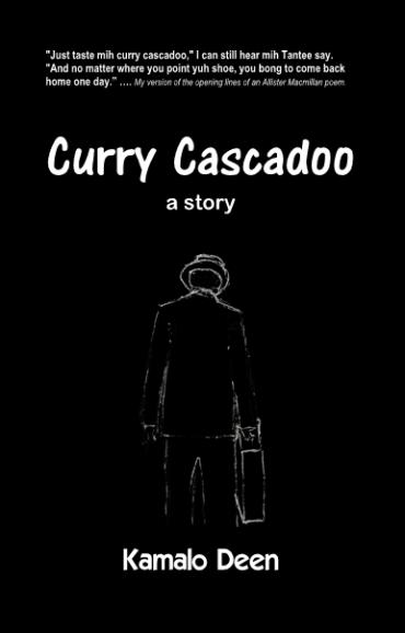 Curry Cascadoo Front Cover