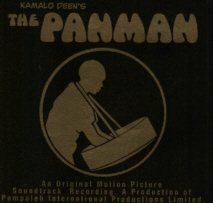 The Panman Soundtrack Cover